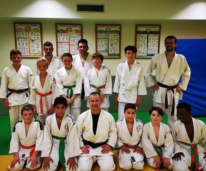Judo  cours 2+Ados-Adultes